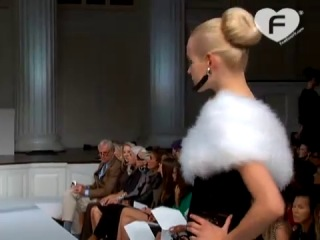 Oscar de la Renta - NYFW SpringSummer 2011 - Fashion Networ
