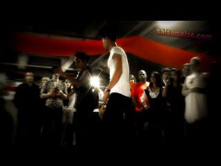 Frankie Martinez & Magna Gopal (View I) @ Istanbul International Dance Festival 2011