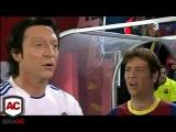 Parodia - FC Barcelona vs Real Madrid 5-0 Leo Messi, CR7, Mourinho, Iniesta, Ramos