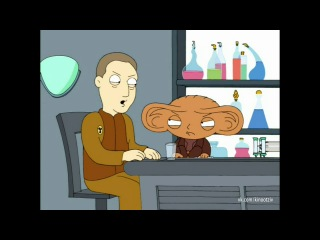 ����� �������: �������������� ������� (�����) / Family Guy Presents Stewie Griff...