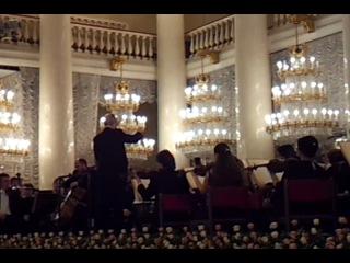 Шостакович Концерт №1 для виолончели с оркестром  Es-dur, соч. 107 (1959) Энрико Диндо – виолончель (Италия) дирижер – Юрий Темирканов