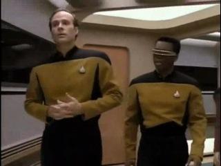 Звёздный путь: Следующее поколение / Star trek The Next generation (I)