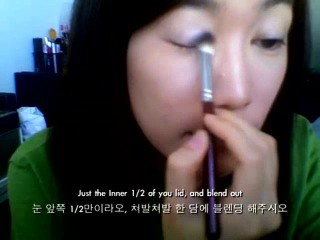 Естественный, безупречный корейский макияж