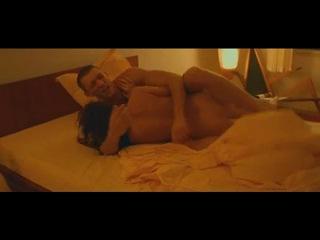 Моника Белуччи и Венсан Кассель (постельная сцена из фильма