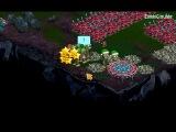 Первое мини-задание на трофей Флаг Маньяка игры Зомби Ферма - ZombiCity.info