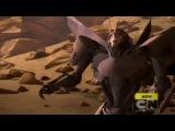 Transformers Prime Episodul 19 - La Limita