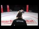 Claire (Tiger Muay Thai) vs Sun Jao (China) Martial Combat (Part 2)