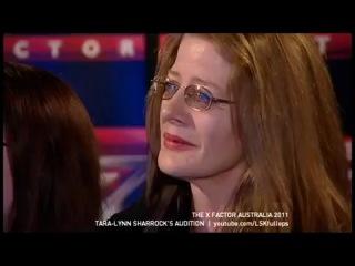 Tara-Lynn Sharrock - The X Factor Australia 2011 Audition