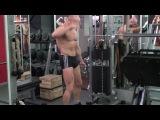 № 346. Тренировка косых мышц стоя. Наклоны.