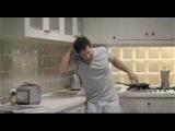 Мужчина на кухне..Супер-прикол :D