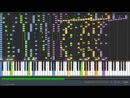 Synthesia goes crazy - Flandre Scarlet's Theme - TouHou 6 ReMix - YouTube