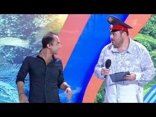 КВН Сочи 2012 (БАК Соучастники) - Демис карибидис (пробки)