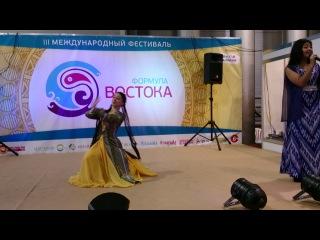 Уйгурский танец под узбекскую песню