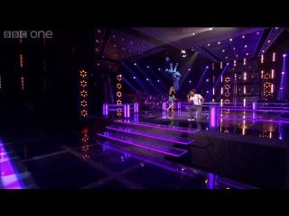 Leah McFall vs CJ Edwards - Way You Make Me Feel (The Voice UK 2013)