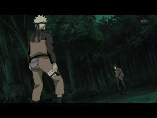 Naruto Shippuuden / Наруто ураганные хроники 2 сезон 242 серия (Озвучивание: Shachiburi & Lupin & Say)