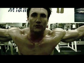 Greg's Workout - Biceps III ( http://vk.com/greg_plitt)