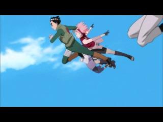 Naruto Shippuden - Ending 25 (rus sub)