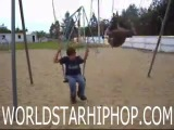 Fail Of The Week: Knock Out With A Swing!