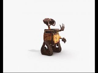 ВАЛЛ-И / WALL-E (Короткометражная анимация ) (N)
