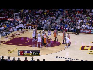 NBA 2011-2012 / 25.03.2012 Phoenix Suns @ Cleveland Cavaliers 2