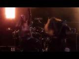 Ondskapt - Blessed by Demonic Wrath live at Devilstone 2011 feat. Kim (Lifelover)