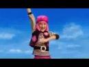 Лентяево - Стефани поёт и танцует песню про пиратов
