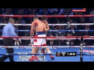 WBO. Roman Martinez - Diego Magdaleno (2013-04-06) 1