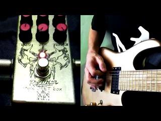 JFET Series - Mesa/Boogie Rectifier (02)