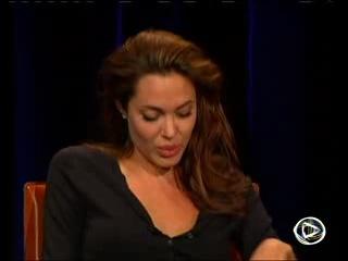 Интервью с Анжелиной Джоли