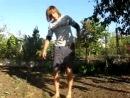 Как научиться делать заднее сальто
