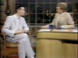 David Byrne on Letterman
