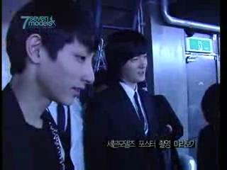 Lee Hyuk Soo and other male models