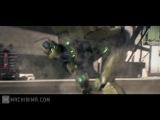 Mortal Kombat_ Legacy_ Cyrax and Sektor Skrillex Reptile Theme