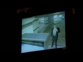 В последний миг / Eleventh Hour 1 Сезон 16 Серия ( Subway )