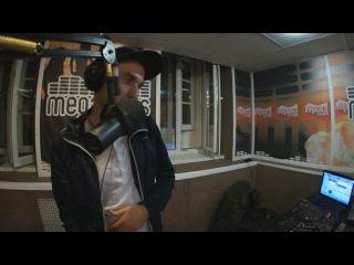 Saint Rider @ Megapolis Fm - Blazin 02.11.2011