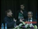 Иордания  Нохчо открыто выступил против Кадырова.flv