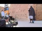 Behind the scenes video of Zizou and Jamel Debbouze in Marrakech
