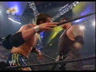 Undertaker vs Randy Orton (WWE Undisputed Championship) - SmackDown! [30.05.2002] (Комментаторы СТС)