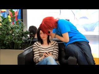Как познакомиться с девушкой (Стёб-косплей по D Gray Man)