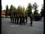 В русской армии маршируют под Леди Гагу
