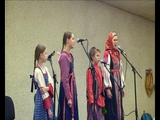 Белорыбица выступает на Зимней православной выставке