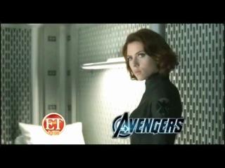Превью №2 о съёмках репортажа канала ET (Entertainment Tonight) к фильму Мстители