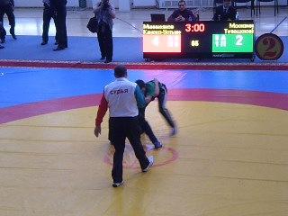 Мастерский турнир по Татаро-башкирской спортивной борьбе 2011,казань