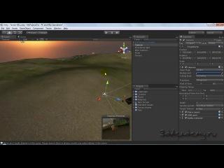 Unity 3D - 10 урок