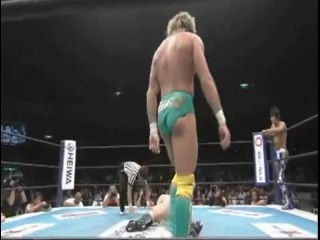 NJPW Destruction 2010 - Prince Devitt & Ryusuke Taguchi vs. Kenny Omega & Kota Ibushi (IWGP Junior Heavyweight Tag Team Title Match)