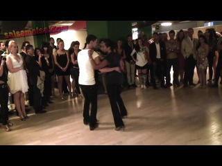 Frankie Martinez & Magna Gopal (View II) @ Istanbul International Dance Festival 2011