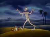 Чип и Дейл спешат на помощь 1 сезон 23 серия. «Похождения мумии / Throw Mummy From The Train»