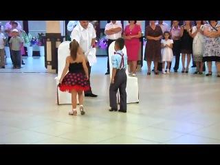 Талантливые дети танцуют (Бальные танцы)