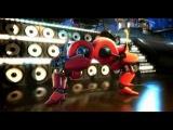 Crazy Frog - Daddy Dj. (Basshunter Remix) 2001