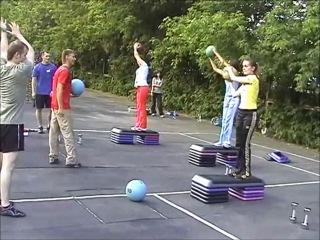Новый формат многофункциональной тренировки
